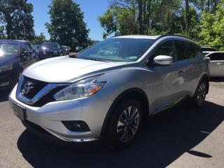Used 2017 Nissan MURANO SV * AWD * NAV * REAR CAM * PANO ROOF * BLUETOOTH * HEATED SEATS for sale in London, ON