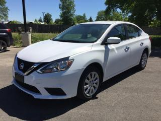 Used 2017 Nissan SENTRA SV * REAR CAM * HEATED SEATS * VOICE COMMAND/RECOGNITION * BLUETOOTH for sale in London, ON