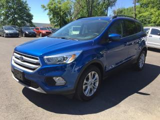 Used 2017 Ford ESCAPE BACK-UP CAMERA*HEATED SEATS - DRIVER AND PASSENGER*VOICE COMMAND/ RECOGNITION*BLUETOOTH CONNECTIVITY for sale in London, ON
