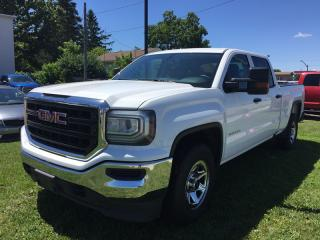 Used 2016 GMC SIERRA 4WD * BACKUP CAMERA * BED LINER * BLUETOOTH * LOW KM for sale in London, ON