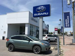Used 2016 Subaru XV Crosstrek 2.0i Touring CVT for sale in Gatineau, QC