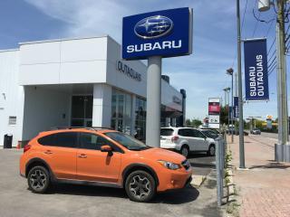 Used 2015 Subaru XV Crosstrek 2.0i CVT Limited for sale in Gatineau, QC
