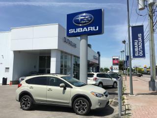 Used 2013 Subaru XV Crosstrek 2.0i Touring CVT for sale in Gatineau, QC