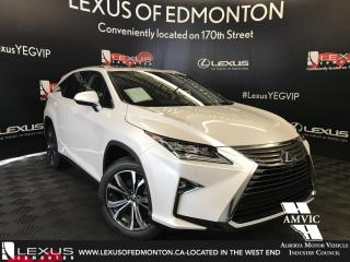 New 2018 Lexus RX 350L Luxury Package 7 Passenger for sale in Edmonton, AB