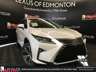 New 2018 Lexus RX 350L Executive Package 6 Passenger for sale in Edmonton, AB