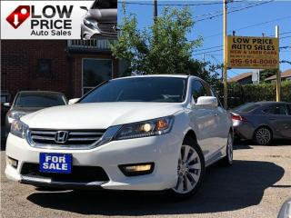 Used 2014 Honda Accord Leather*Sunroof*Camera*Bluetooth*HondaWarr* for sale in York, ON