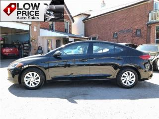 Used 2017 Hyundai Elantra AllPowerOpti*Aircon*Auto*HtdSeats*HyundaiWarranty* for sale in York, ON