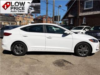 Used 2017 Hyundai Elantra BlindSpot*Camera*Keyless*HtdSeats*PearlWhite*** for sale in York, ON