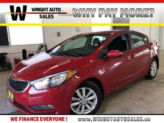 Used 2014 Kia Forte LX|BLUETOOTH|HEATED SEATS|79,380 KMS for sale in Cambridge, ON