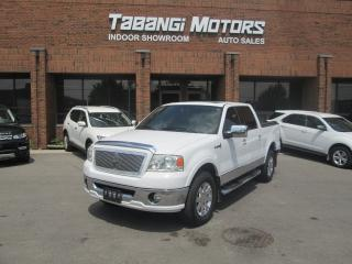Used 2006 Lincoln Mark LT 4WD | NAVIGATION | LEATHER | SUPERCREW for sale in Mississauga, ON