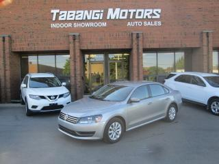 Used 2013 Volkswagen Passat NO ACCIDENTS | TRENDLINE | HEATED SEATS | CRUISE | BLUETOOTH for sale in Mississauga, ON