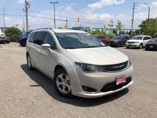 Used 2017 Chrysler Pacifica TOURING L PLUS**NAVIGATION**POWER DOORS** for sale in Mississauga, ON
