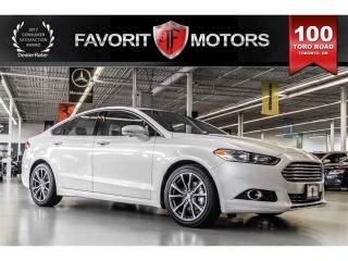 Used 2013 Ford Fusion Titanium, Leather, Bluetooth, AUX, USB Input for sale in North York, ON