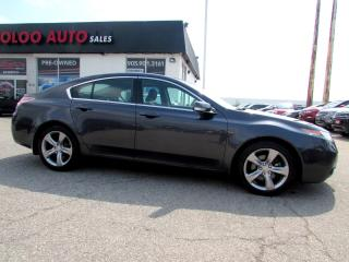 Used 2012 Acura TL SH AWD TECH PKG NAVIGATION CAMERA CERTIFIED 2YR WARRANTY for sale in Milton, ON