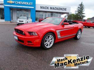 Used 2014 Ford Mustang Covertible GT for sale in Renfrew, ON