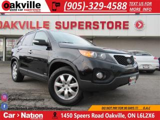 Used 2011 Kia Sorento LX V6 4WD | A/C | POWER GROUP | ALLOY WHEELS for sale in Oakville, ON