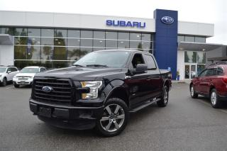 Used 2016 Ford F-150 XLT Sport Pkg 4X4 Ecoboost for sale in Port Coquitlam, BC