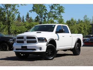 Used 2015 RAM 1500 Sport*SKYJACKER*RAMBOX*ROOF*LEATHER*NAV*AWESOME for sale in Mississauga, ON