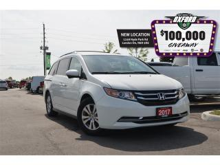 Used 2017 Honda Odyssey EX - Pwr Doors, Bluetooth, Back Up Cam, Heated Sea for sale in London, ON
