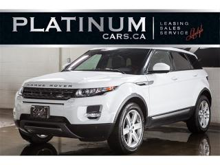Used 2015 Land Rover Evoque Pure PLUS, NAVI, CAM, PANO, Heated Leather for sale in Toronto, ON