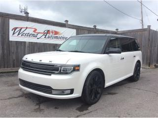 Used 2017 Ford Flex limited for sale in Stittsville, ON