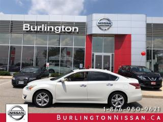 Used 2013 Nissan Altima 2.5 SL, NAVI, ACCIDENT FREE ! for sale in Burlington, ON