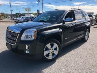Used 2015 GMC Terrain SLT-1 NAVIGATION LEATHER SUNROOF for sale in St Catharines, ON