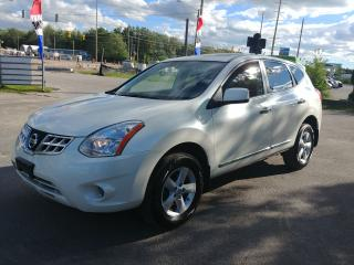 Used 2013 Nissan Rogue S for sale in Barrie, ON