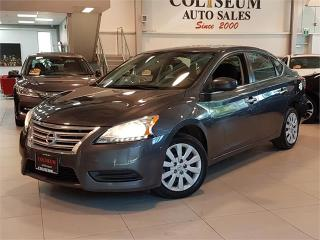 Used 2015 Nissan Sentra 1.8 S **ONLY 66000KM** for sale in York, ON