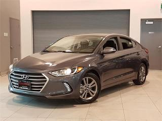 Used 2017 Hyundai Elantra GL-REAR CAMERA-BLUETOOTH-HEATED SEATS-ONLY 44KM for sale in York, ON