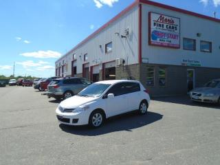 Used 2009 Nissan Versa 1.8 S for sale in Sudbury, ON