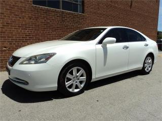 Used 2009 Lexus ES 350 NAVIGATION PREMIUM SHADE DVD SAFETY INCL for sale in Oakville, ON