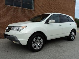 Used 2009 Acura MDX PREMIUM BLUETOOTH 7 PASSENGER SAFETY WARNTY INCL for sale in Oakville, ON