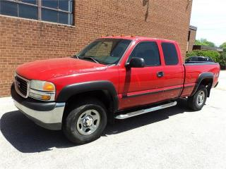 Used 2002 GMC Sierra 1500 SL  1500 SL FARM WORK TRUCK for sale in Oakville, ON