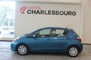 Used 2014 Toyota Yaris LE for sale in Quebec, QC