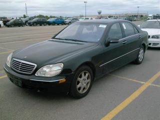 Used 2002 Mercedes-Benz S-Class S430 ~ 62,000KMS ONLY LOW KMS ~ NAVI !!! for sale in Burlington, ON