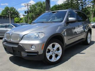 Used 2010 BMW X5 XDRIVE 35D ~ PANORAMA ROOF ~ 153KMS ~ AWD !! for sale in Burlington, ON