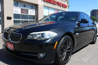Used 2011 BMW 535 i xDrive Sport. Navi. SOLD   SOLD   SOLD for sale in North York, ON