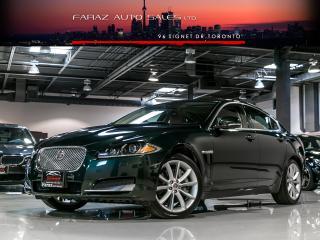 Used 2015 Jaguar XF 3.0 AWD|SPORT|NAVI|BLINDSPOT|REAR CAM|MERIDIAN|LOADED for sale in North York, ON