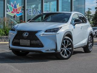Used 2017 Lexus NX 200t AWD F-SPORT3 for sale in Scarborough, ON