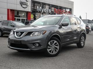 Used 2015 Nissan Rogue SL AWD REVERSE CAMERA for sale in Orleans, ON