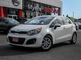 Used 2013 Kia Rio GDI Bluetooth for sale in Orleans, ON