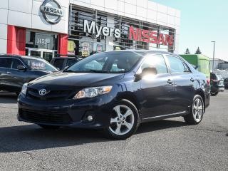 Used 2012 Toyota Corolla LE Sunroof Bluetooth for sale in Orleans, ON
