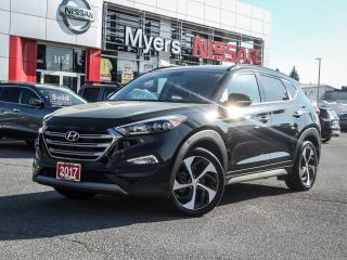 Used 2017 Hyundai Tucson Limited 1.6T AWD for sale in Orleans, ON