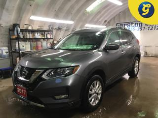 Used 2017 Nissan Rogue SV*AWD*POWER PANORAMIC SUNROOF*BACK UP CAMERA*PHONE CONNECT*KEYLESS ENTRY w/REMOTE START*POWER DRIVER SEAT*HEATED FRONT SEATS*PUSH BUTTON IGNITION*POW for sale in Cambridge, ON