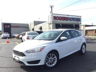 Used 2016 Ford Focus SE HATCH - 5SPD - REVERSE CAM for sale in Oakville, ON