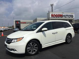 Used 2014 Honda Odyssey TOURING - DVD - NAVI - 8 PASS for sale in Oakville, ON