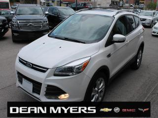 Used 2014 Ford Escape Titanium for sale in North York, ON