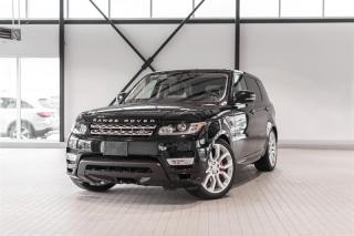 Used 2017 Land Rover Range Rover Sport V8 Supercharged Autobiography Dynamic for sale in Langley, BC