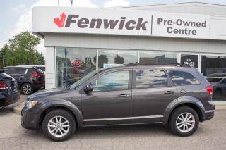 Used 2015 Dodge Journey SXT / Limited for sale in Sarnia, ON